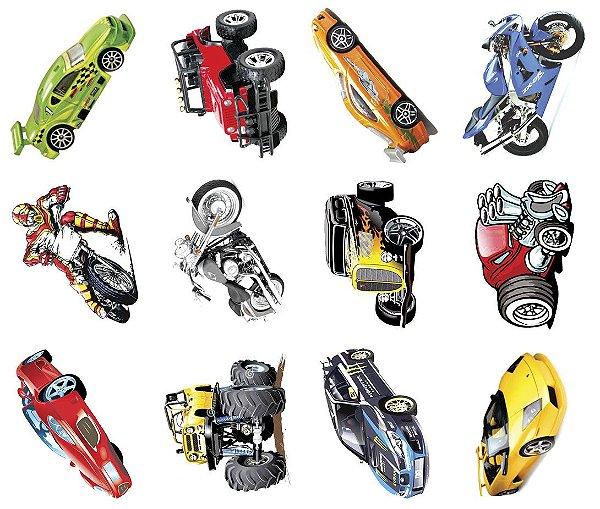 012 Kit Festa Grande Carros e Motos