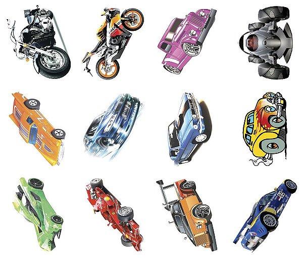 013 Kit Festa Grande Carros e Motos