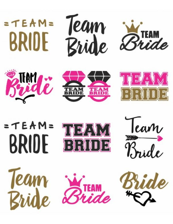 026 Kit Festa Grande Team Bride