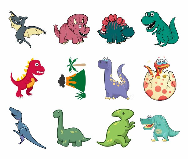 034 Kit Festa Grande Dinossauros