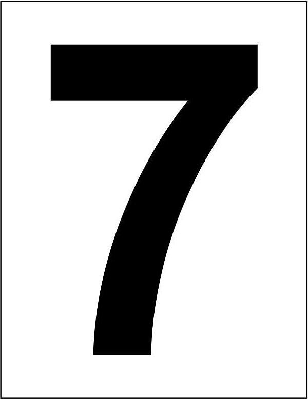 Numero 07