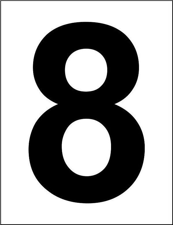 Numero 08