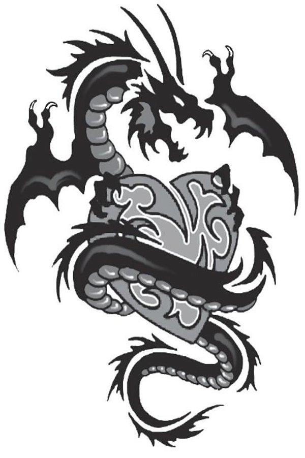 PB008 Dragão