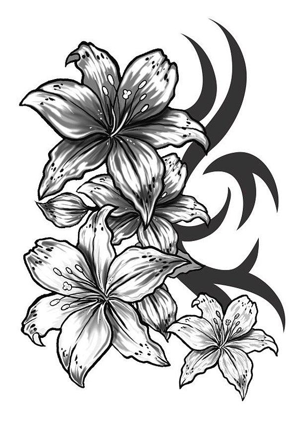PB018 Flor