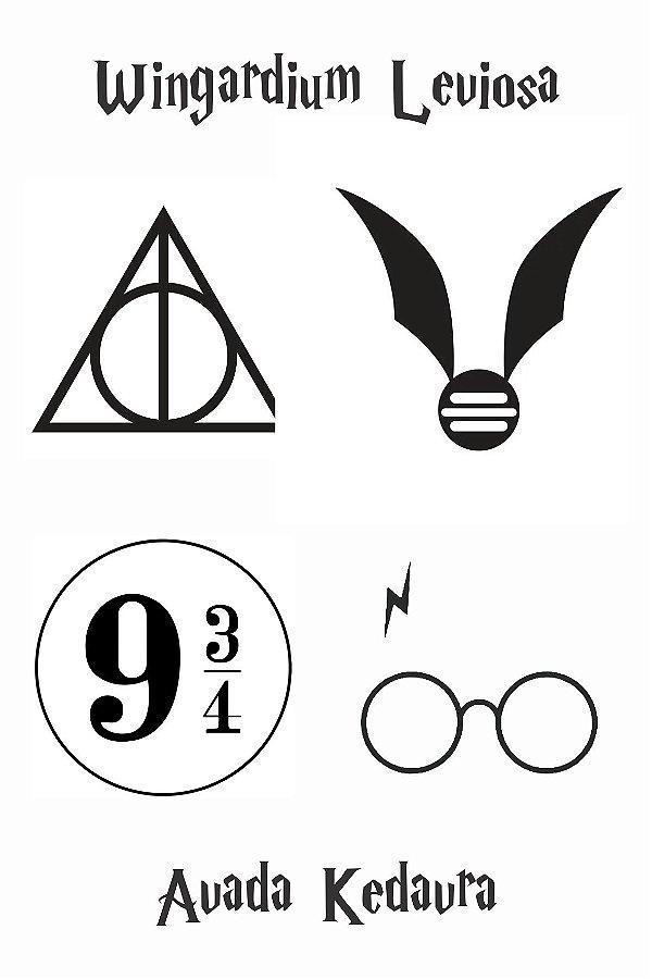 04 Símbolos Bruxo