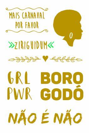 033 Carnaval  com Dourado