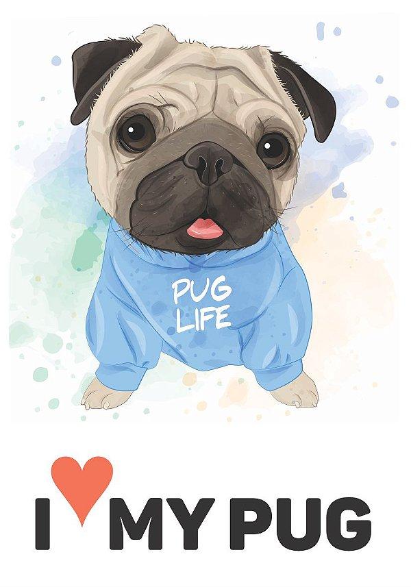C062 love pug