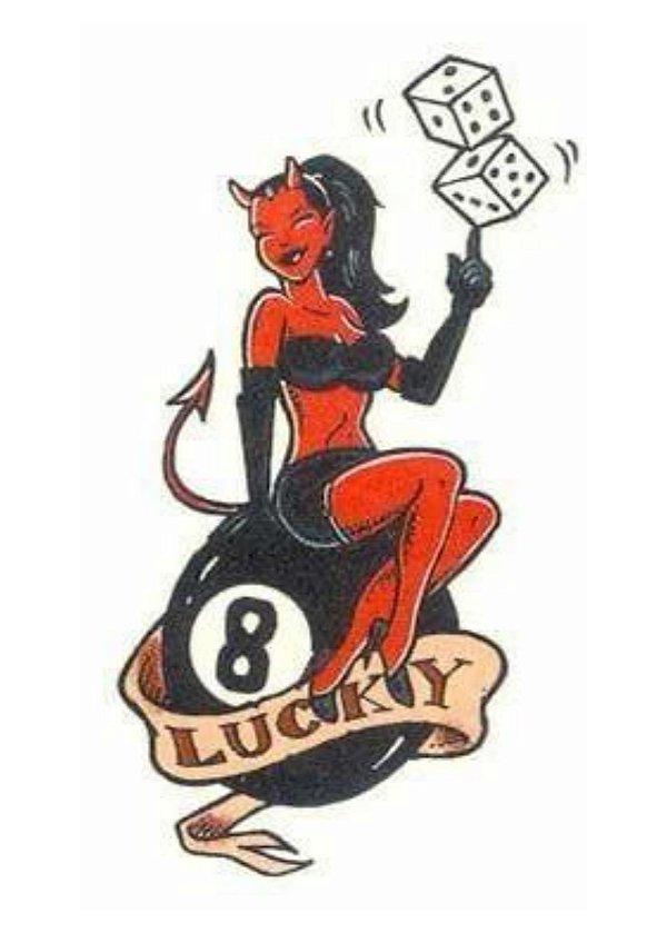 020 Feminina Grande Diaba Lucky