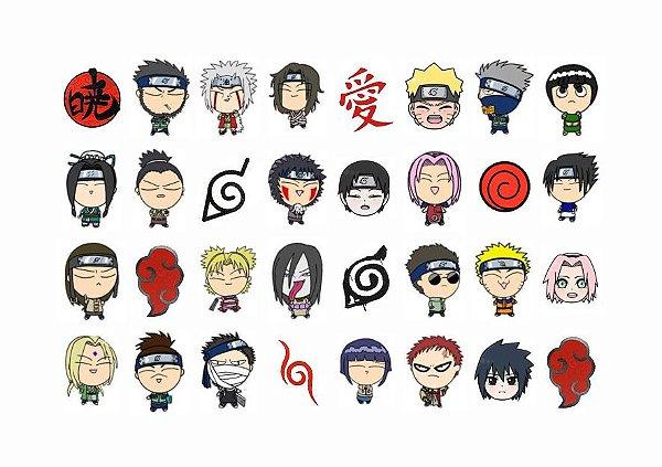 064 Kit Festa 32 Ninja | Anime 3x4.