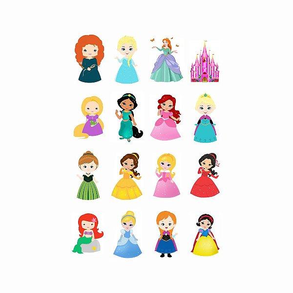 010 | Kit Festa 16 Grande Princesas
