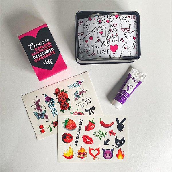 Box Tatuagens | Dia dos Namorados I