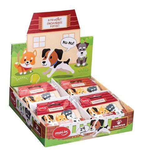 Borracha Dogs Super Fofos ( Molin)