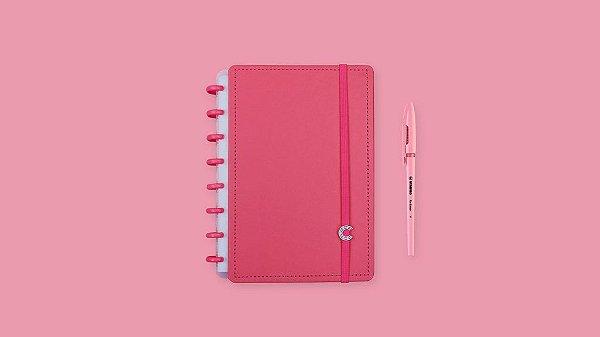 Caderno All Pink  A5 - Caderno Inteligente