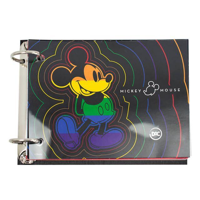 Porta Fichas Argolado do Mickey ( 80 Fichas) - Dac
