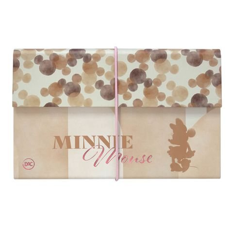 Pasta Sanfonada Carteira Minnie - Dac