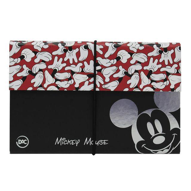 Pasta Sanfonada Carteira Mickey - Dac