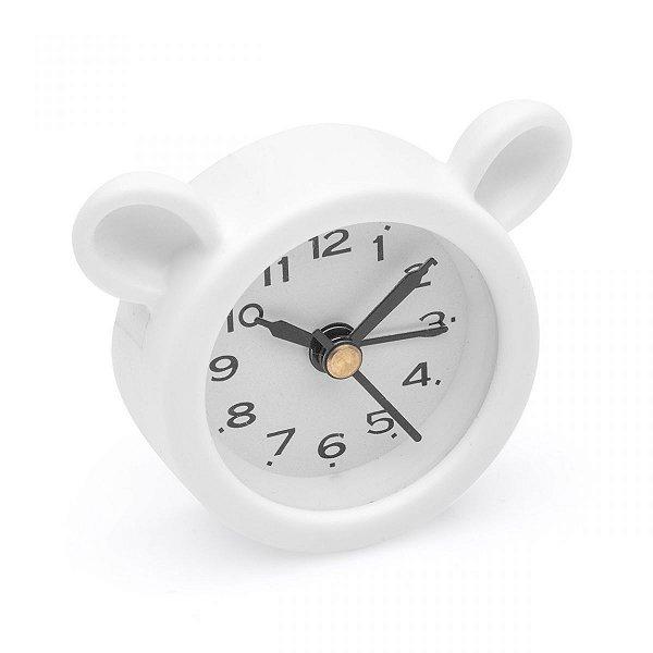 Despertador Amo Panda Branco