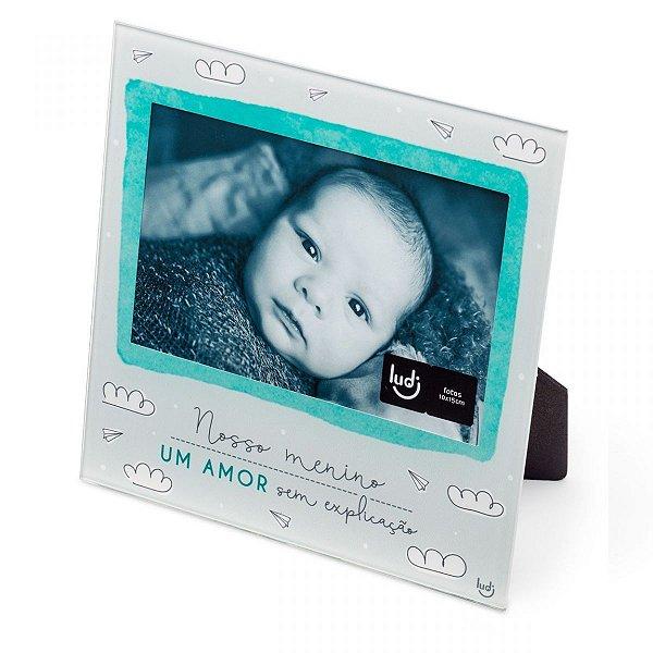 Porta Retrato Maternidade Nosso Menino