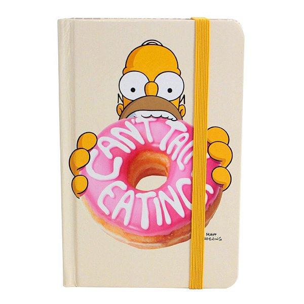 Caderno de Anotações Homer Simpsons
