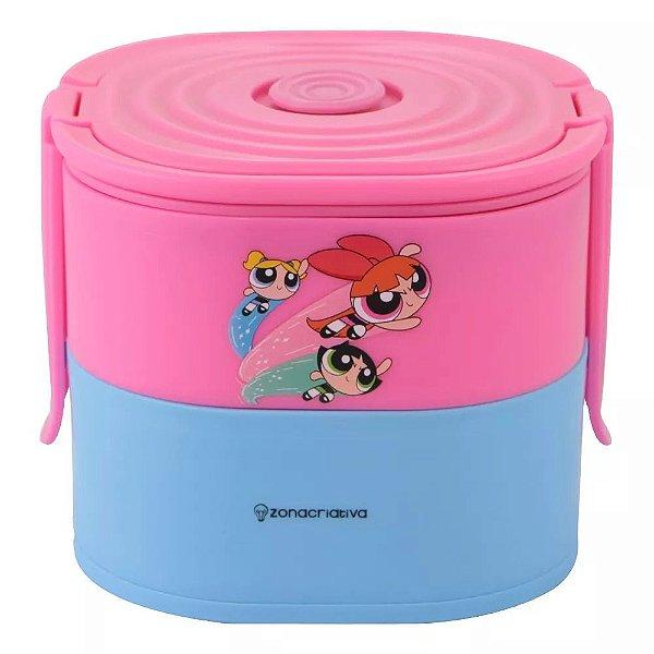 Lunch Box Meninas Super Poderosas - PPG em Ação
