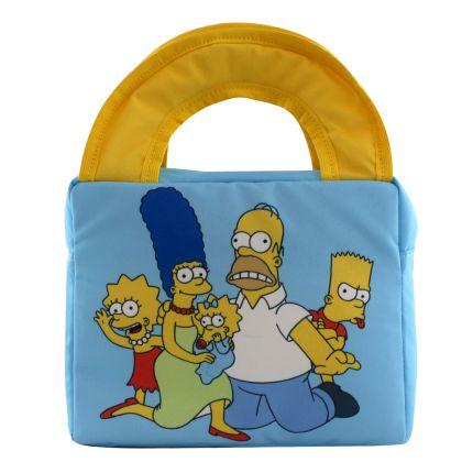 Lancheira/Bolsa Térmica Simpsons Família