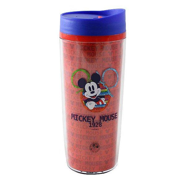 Copo Viagem Travel Cup Travel  Mickey 90 anos