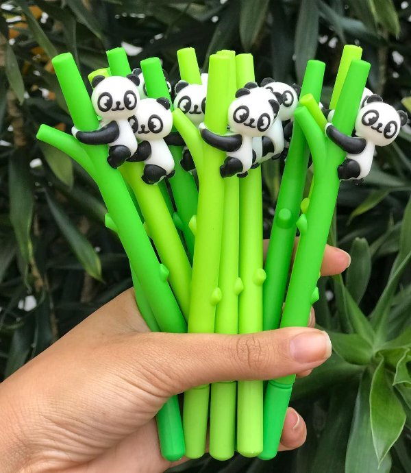 Caneta Esferográfica Panda