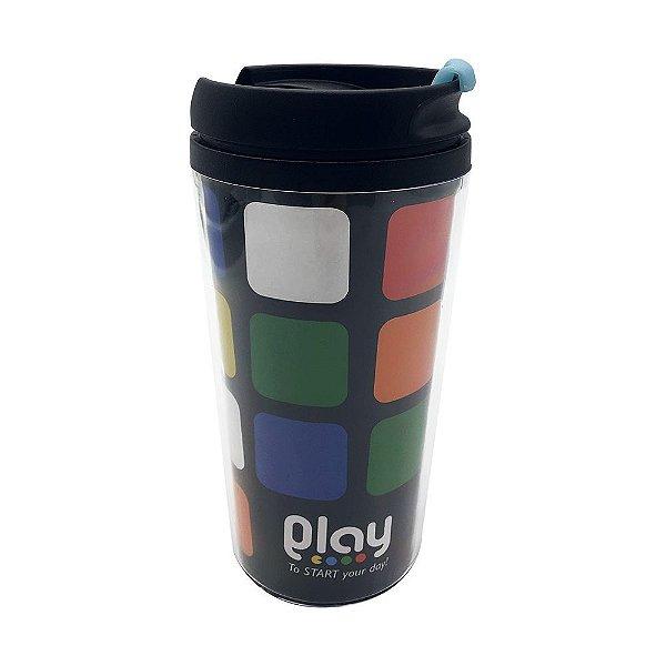 Copo Térmico Pop - Cubo Mágico