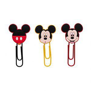 Clips Mickey 50mm ( kit com 4 unidades)