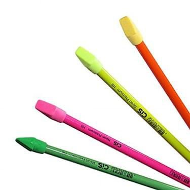 Lápis Neon com Borracha - Cis