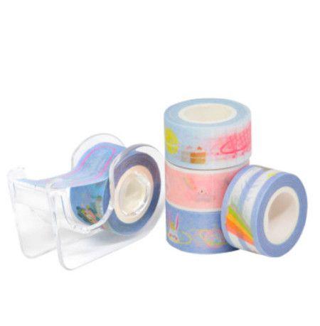 Kit Washi tape + dispenser Soul BRW