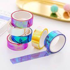 Washi Tape Holográfica -BRW