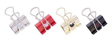 Binder clips Mickey Molin