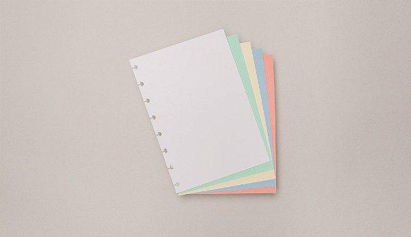 Refil Colorido  ( A5) - Caderno Inteligente