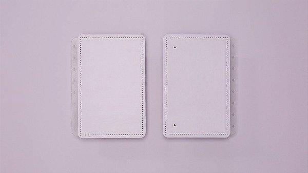 Capa e Contracapa  (A5) - Caderno Inteligente