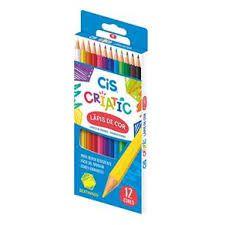 Lápis de Cor Critatic ( 12 cores) Cis