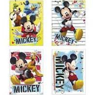 Caderno Brochura Mickey - Tilibra