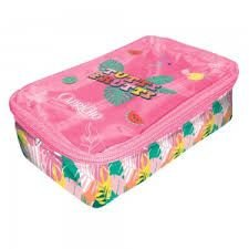 Estojo Box Capricho Hiper Tropical - Dac