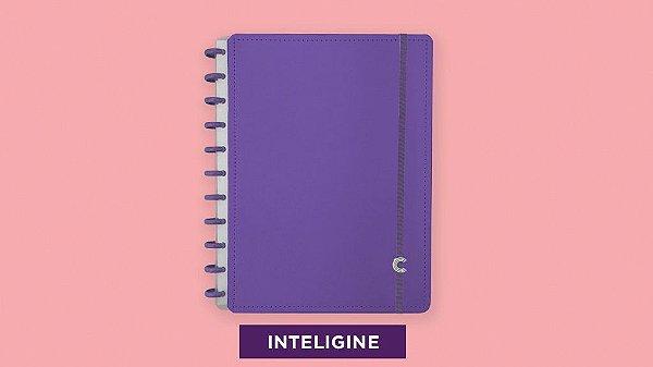 Caderno All Purple - Inteligine