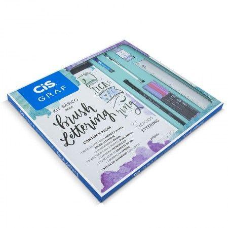 Kit Básico Brush Lettering - Cis