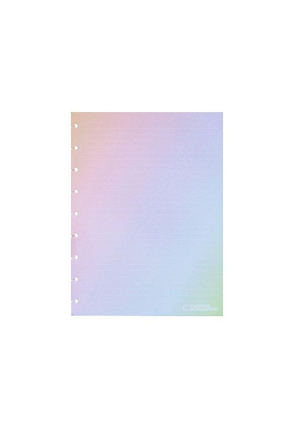 Refil Rainbow  (Grande) Caderno Inteligente