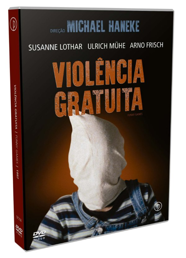 VIOLÊNCIA GRATUITA (1997) - DVD