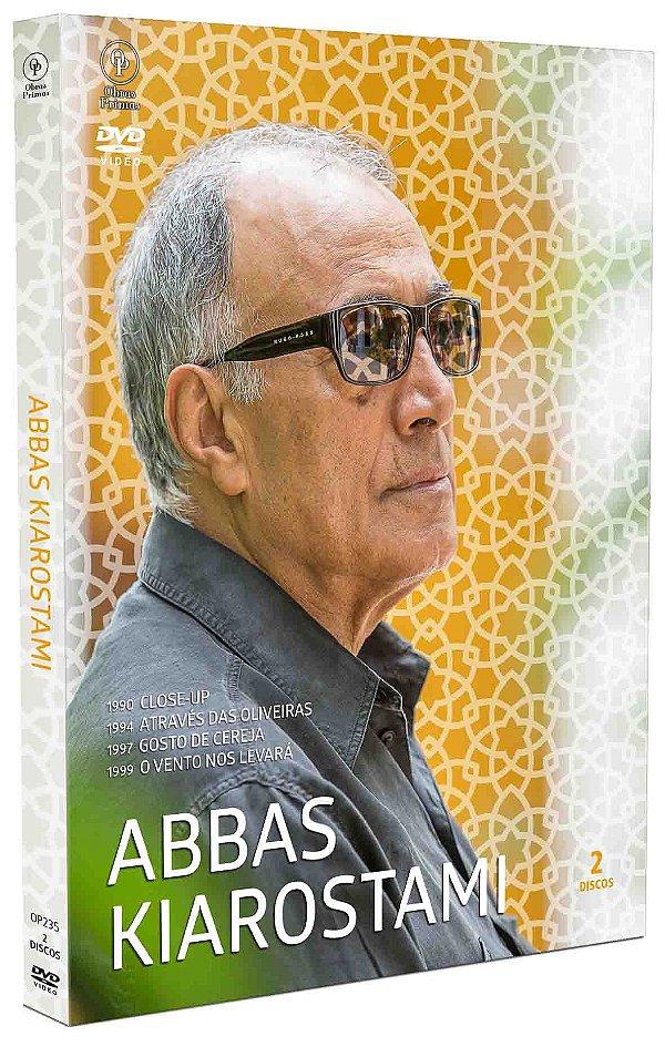 ABBAS KIAROSTAMI - DIGIPAK COM 2 DVD'S