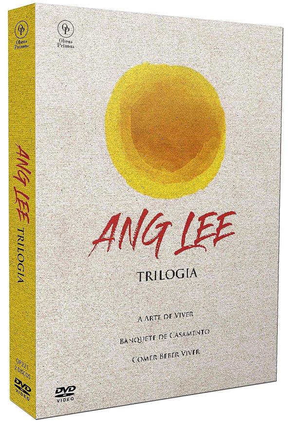TRILOGIA ANG LEE (LUVA COM 2 DVD'S)