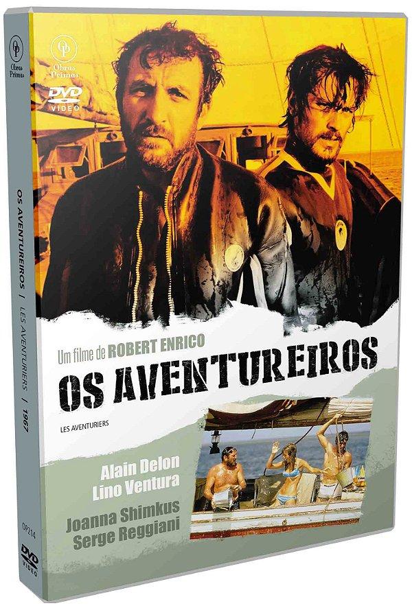 DVD – OS AVENTUREIROS