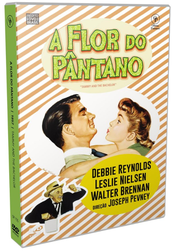 DVD - A FLOR DO PÂNTANO