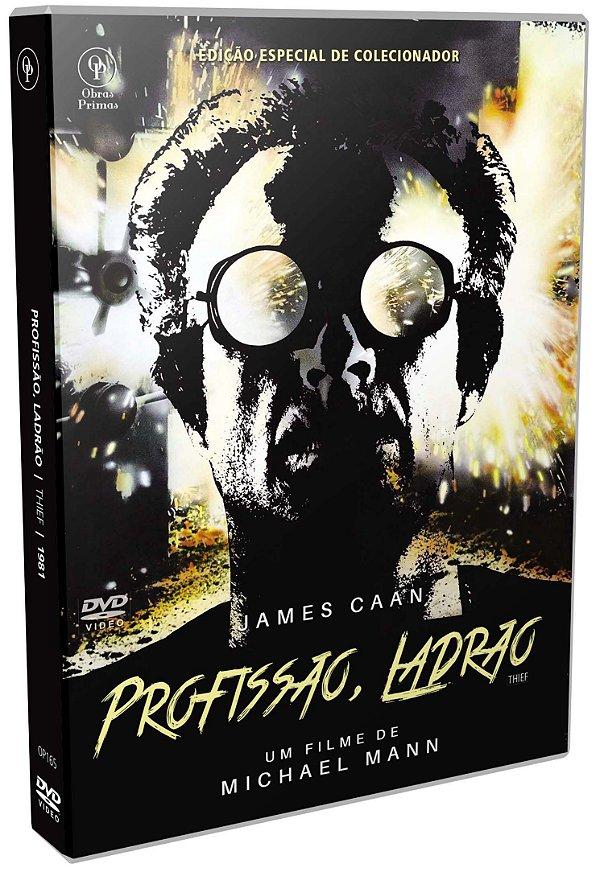 DVD - PROFISSÃO: LADRÃO – EDIÇÃO ESPECIAL DE COLECIONADOR