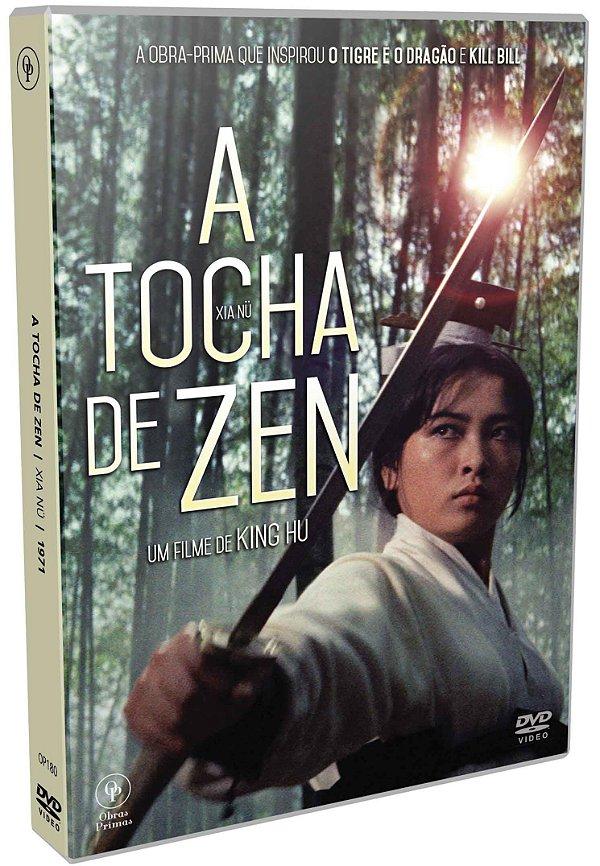 DVD – A TOCHA DE ZEN