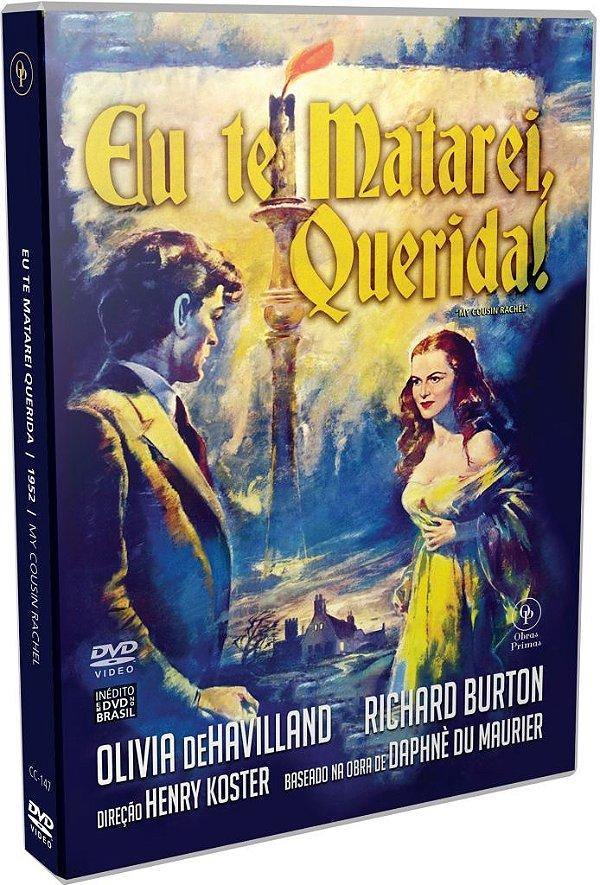 DVD -  EU TE MATAREI, QUERIDA!