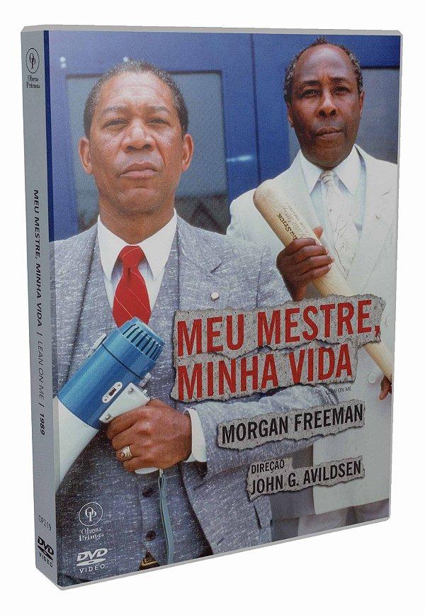 DVD – MEU MESTRE MINHA VIDA